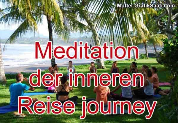 Meditation der inneren Reise journey Yoga